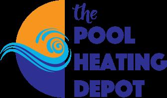 the pool heating depot logo