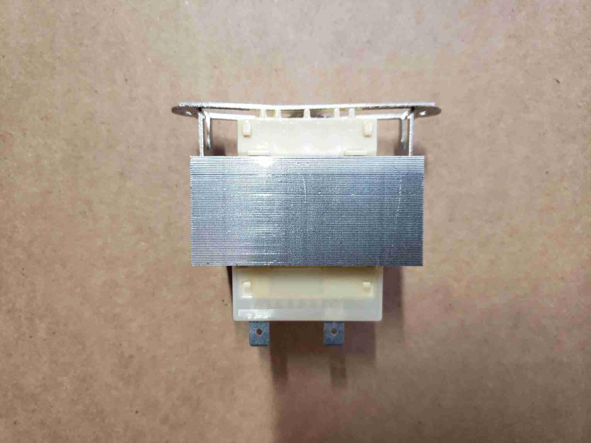 Side view of Transformer for Heat Pump Display Retrofit Kit