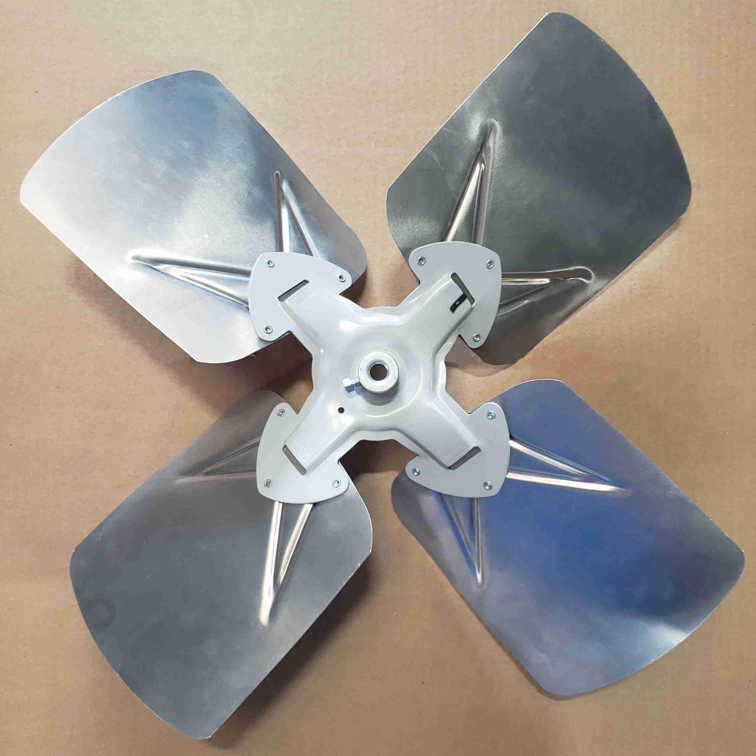 Bottom side of Heat Pump Fan Blade