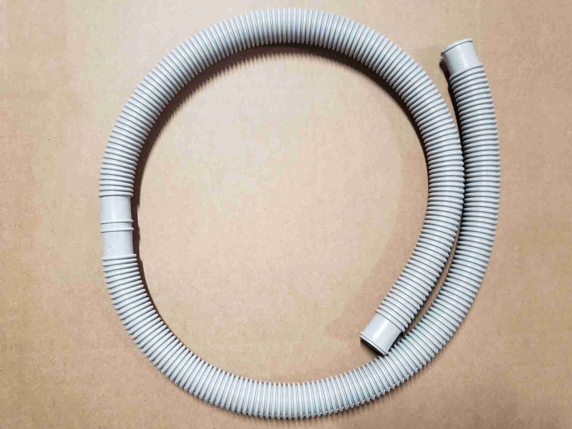 6ft Variant of Flex Hose with Double Cuffs for Above Ground Pool